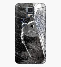 Ninja Turtle Leonardo in the Rain Case/Skin for Samsung Galaxy