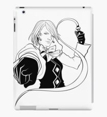 """Foolish fool"" iPad Case/Skin"