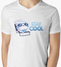 Stay Cool Men's V-Neck T-Shirt