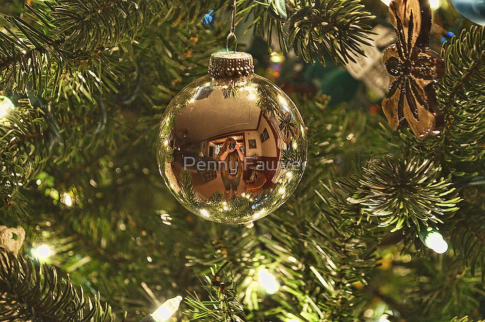 Reflections of Christmas by Penny Rinker