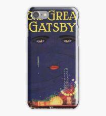 Gatsby iPhone Case/Skin