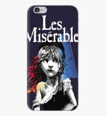Vinilo o funda para iPhone los Miserables