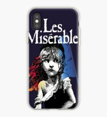 Vinilo o funda para iPhone los Miserables