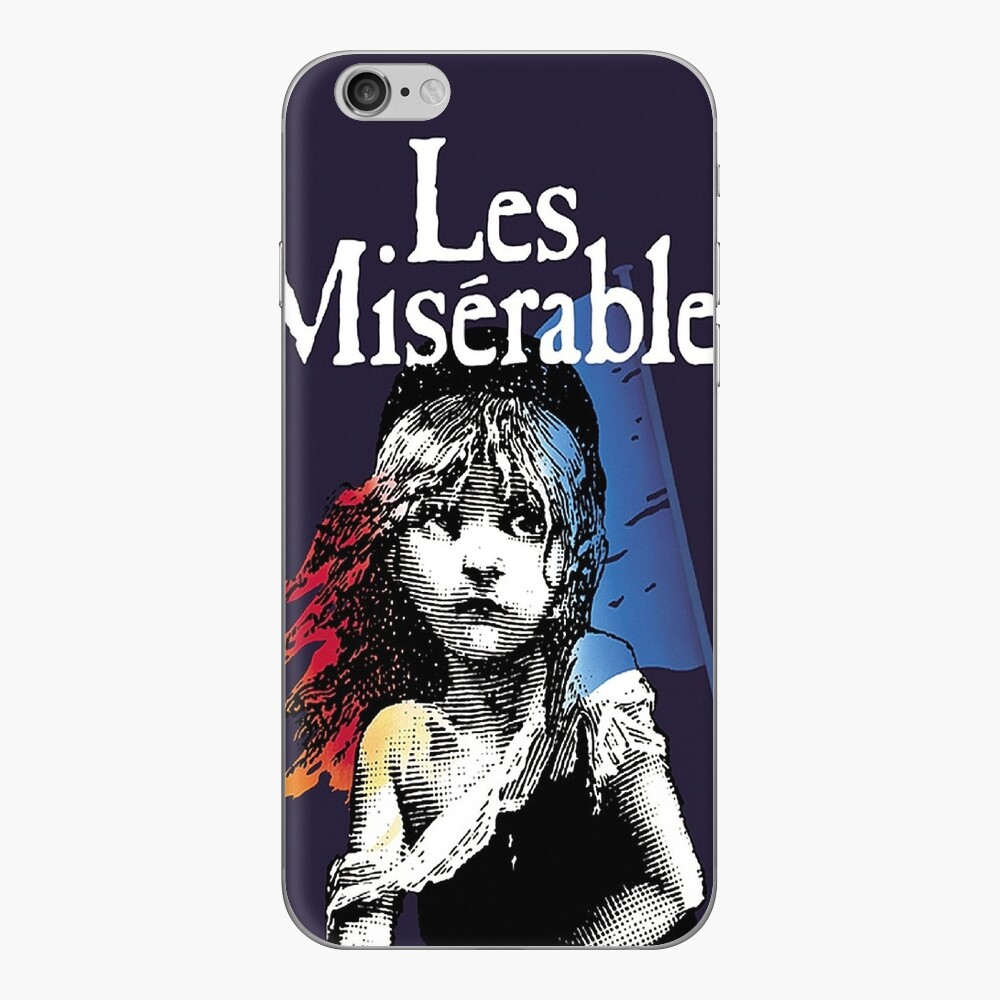 los Miserables Vinilo para iPhone