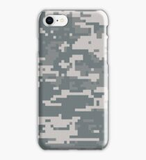 Camouflage - Digital iPhone Case/Skin