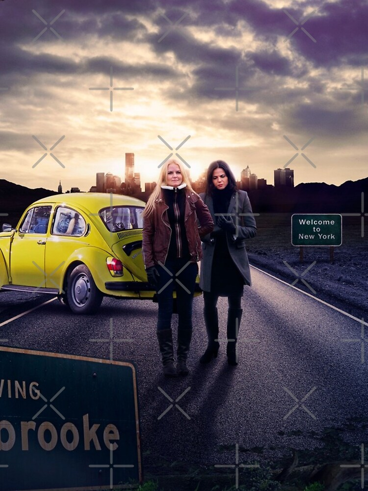 Once Upon A Time (SwanQueen) by torrealis