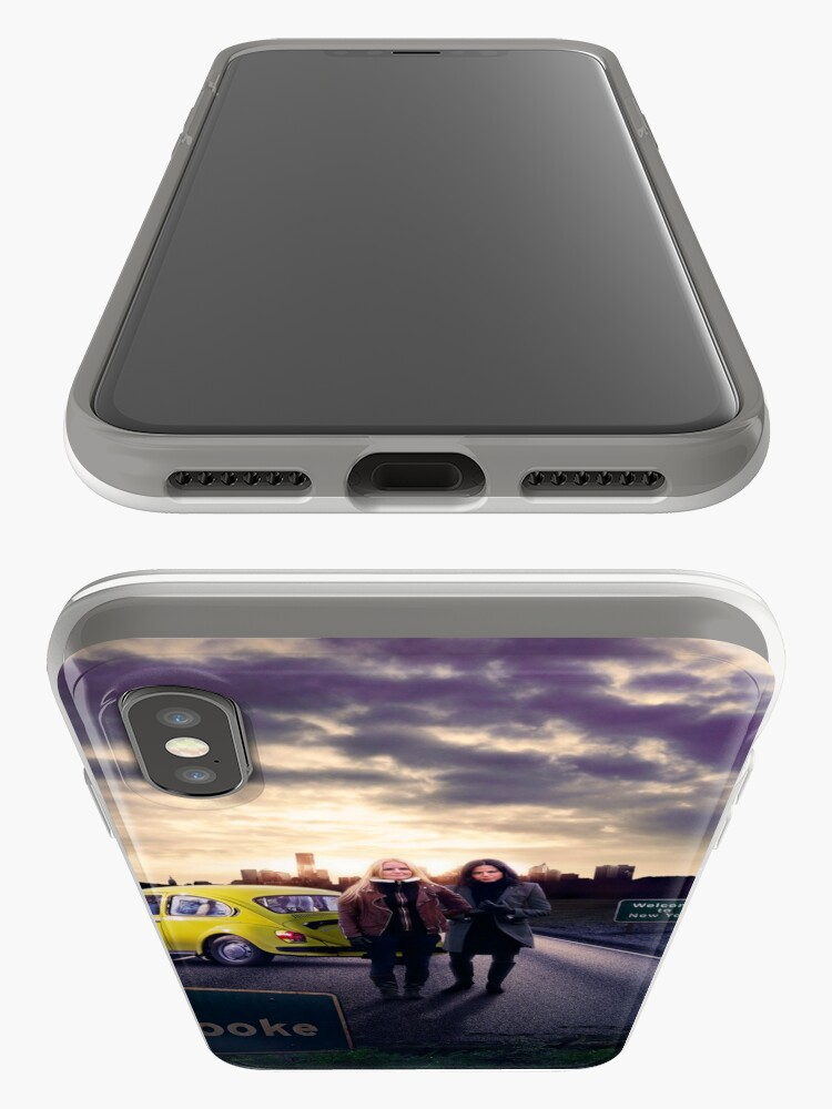 Alternate view of Once Upon A Time (SwanQueen) iPhone Cases & Covers