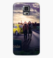 Once Upon A Time (SwanQueen) Case/Skin for Samsung Galaxy