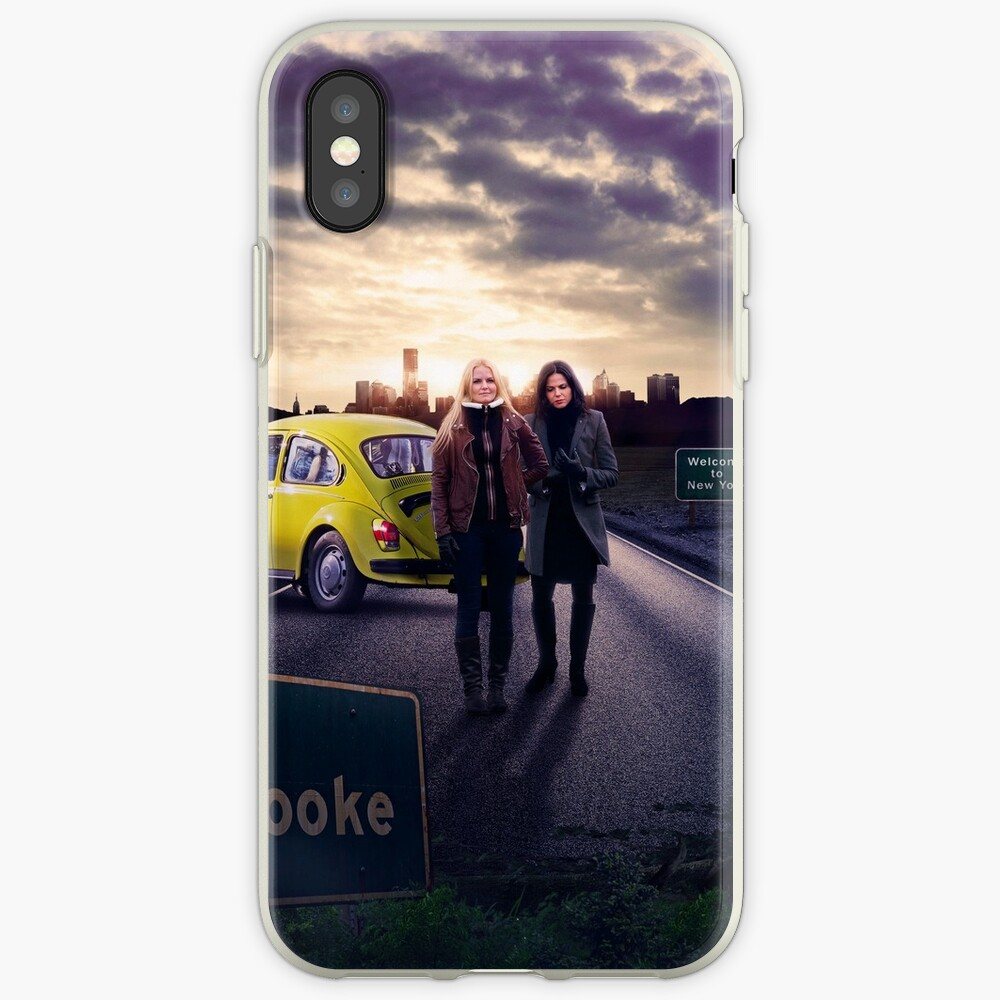Once Upon A Time (SwanQueen) iPhone Cases & Covers