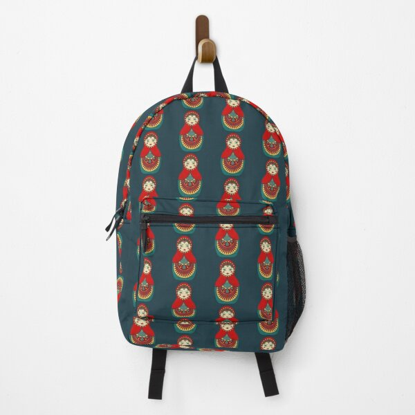 Russian Nesting Doll Backpack