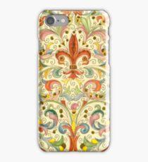 Antique Florentine Paper iPhone Case/Skin