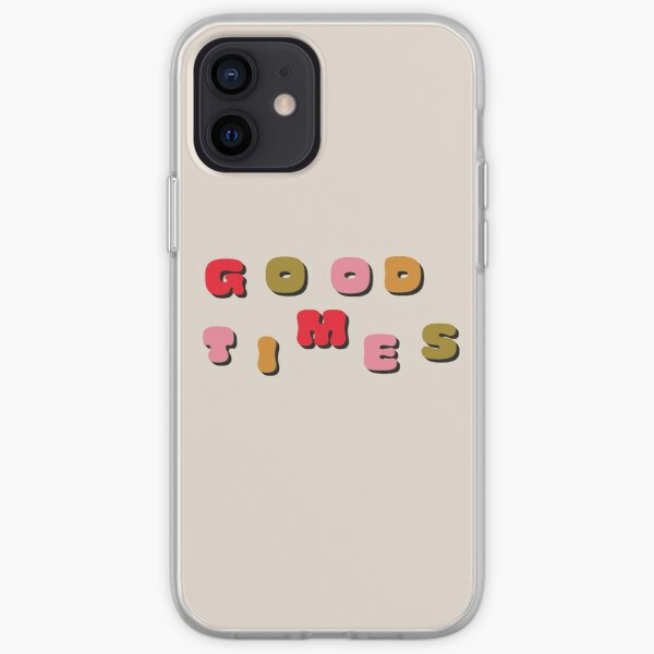Good times iPhone Soft Case