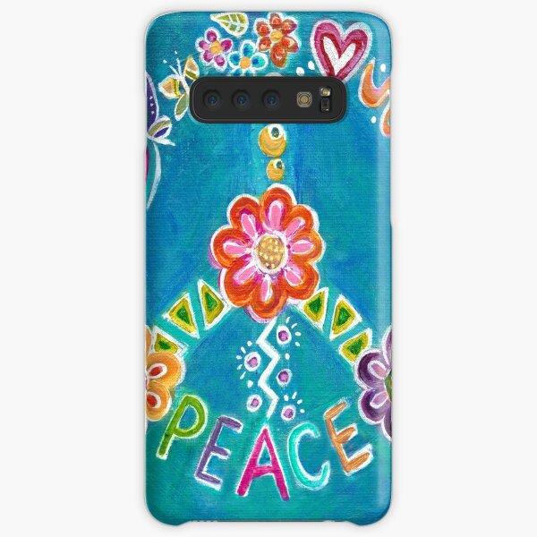 Peace Samsung Galaxy Snap Case