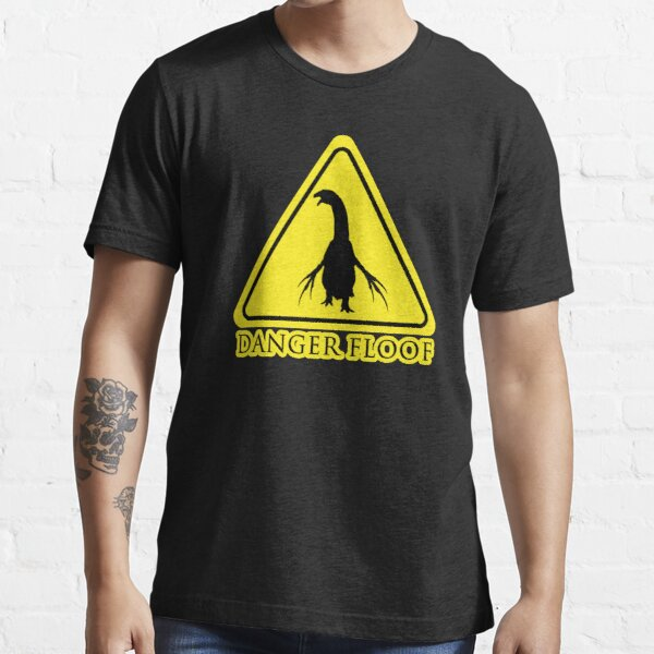 "Therizinosaurus ""Danger Floof"" Essential T-Shirt"