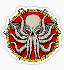 Seal of Cthulhu Sticker