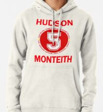 Cory Monteith Pullover Hoodie