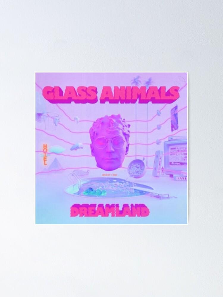 mattglossy finish Glass animals small size