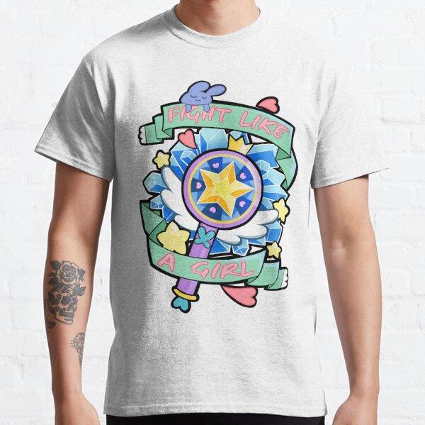 Mariposa estrella Camiseta clásica