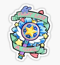 Star Butterfly Sticker