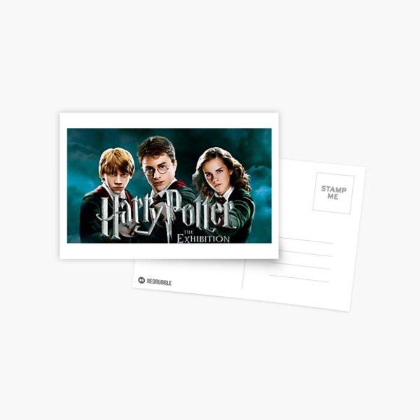 Harry Potter Carte postale