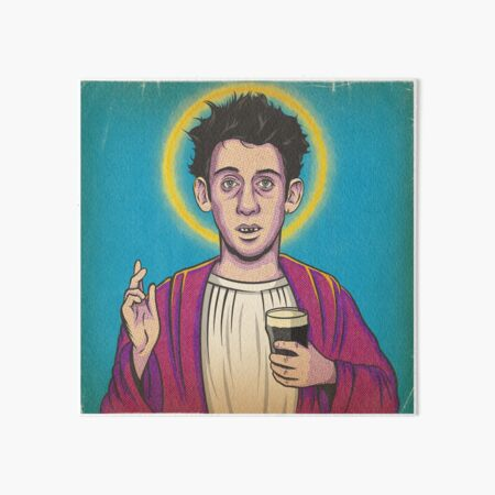 Saint Shane Art Board Print