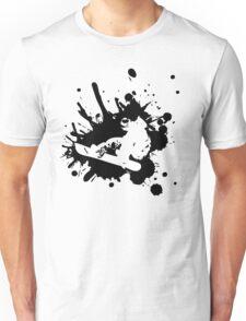 Snowboarder Style Unisex T-Shirt