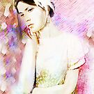 Absorption Portrait by Galen Valle
