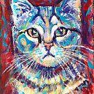 Little tiger by Karin Zeller
