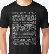 The Hollow Men 3 Unisex T-Shirt