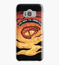 King Under The Mountain Samsung Galaxy Case/Skin
