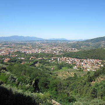 Monticatini Terme Alto vista by M0les2013