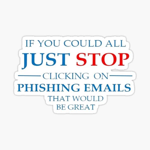 Funny Sarcastic Cyber security Design Sticker