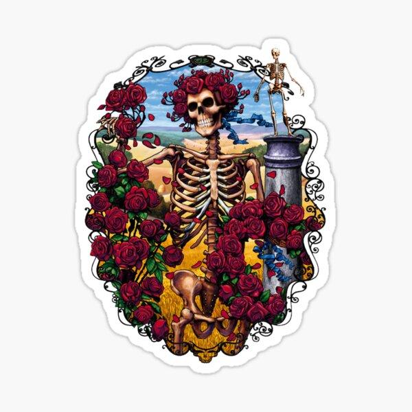 Dead Canvas Sticker