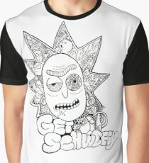 Get Schwifty Graphic T-Shirt