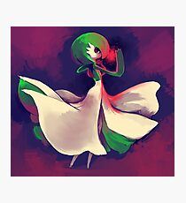 Gardevoir used Shadow Ball  Photographic Print