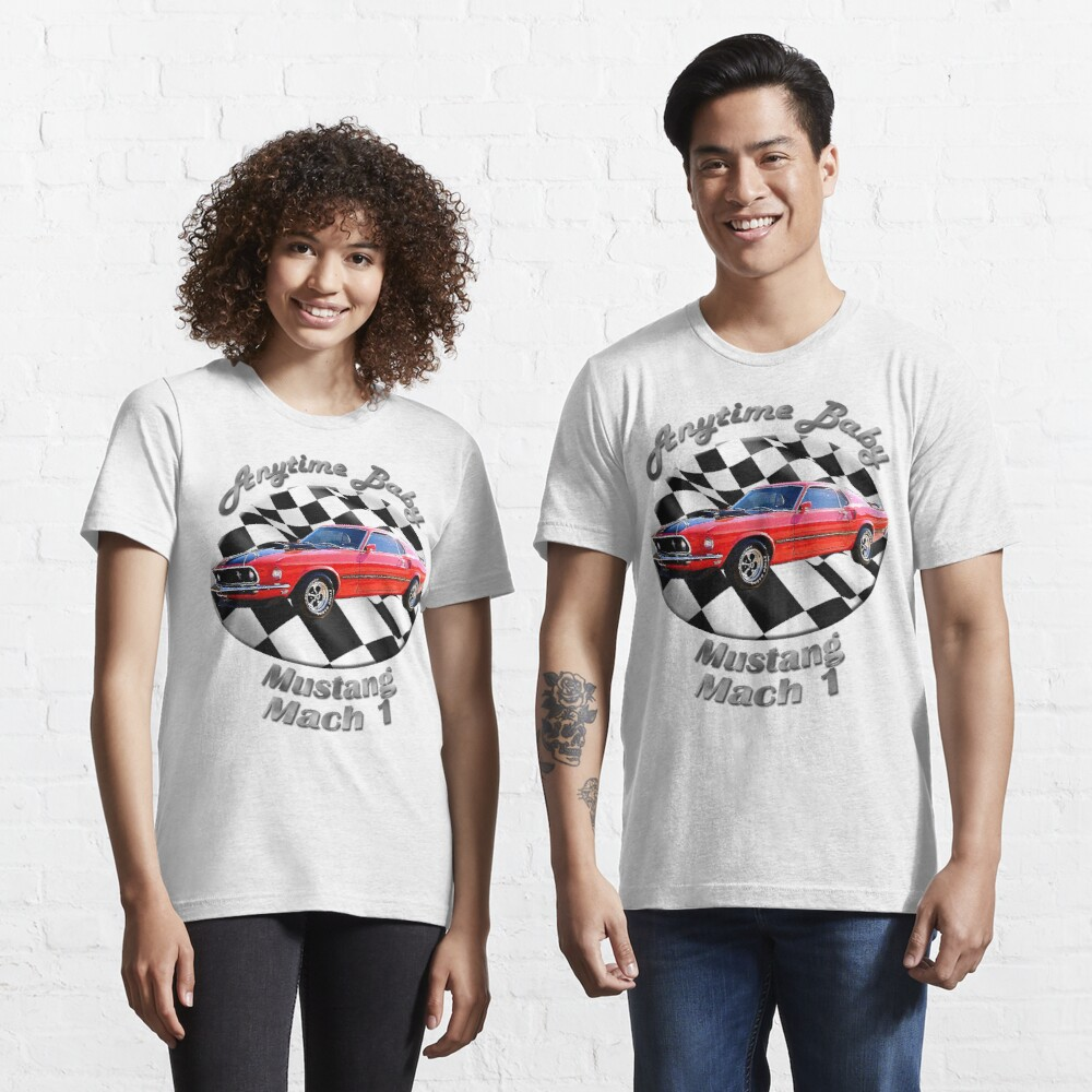 Ford Mustang Mach 1 Anytime Baby Essential T-Shirt