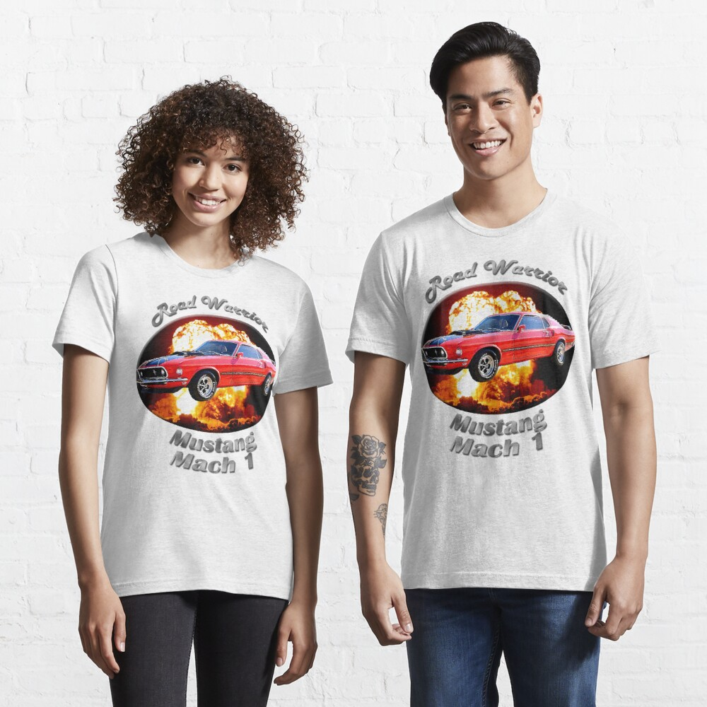 Ford Mustang Mach 1 Road Warrior Essential T-Shirt