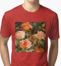 Blushing Tri-blend T-Shirt