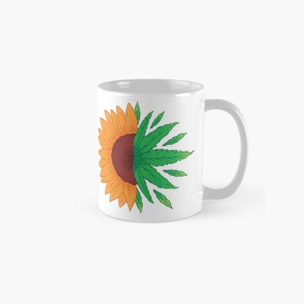 SUNFLOWER WEED Classic Mug