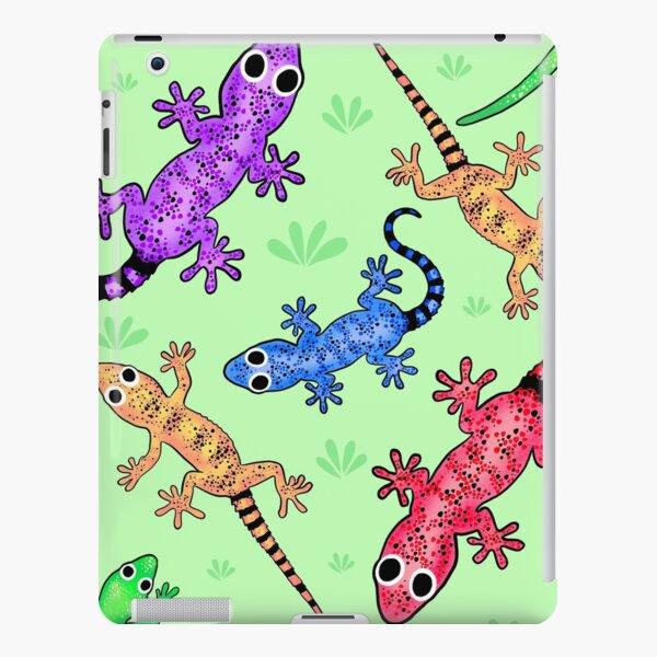 Geckomania (Honeydew) iPad Snap Case