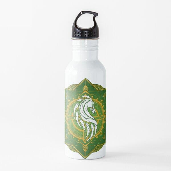 Jinete de Rohan (colores heráldicos) Botella de agua