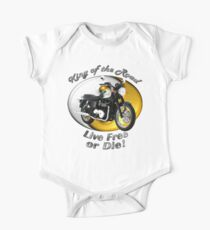 Triumph Bonneville King Of The Road One Piece - Short Sleeve