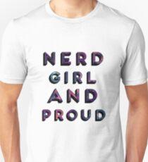 Nerd Girl and Proud T-Shirt