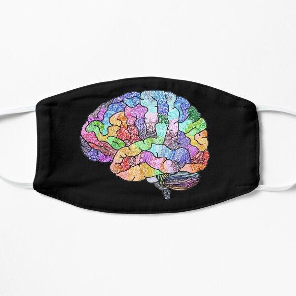 The Rainbow Brain  Mask