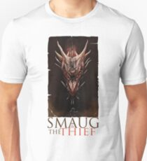Smaug And The Thief Unisex T-Shirt