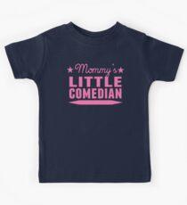 Mommy's Little Comedian Kids Tee