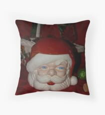 HoHoHo Cookie Jar Throw Pillow