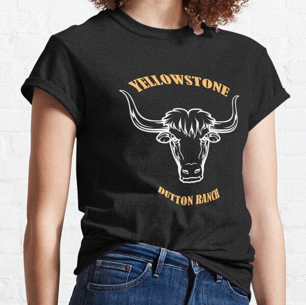 Yellowstone Dutton Ranch Classic T-Shirt