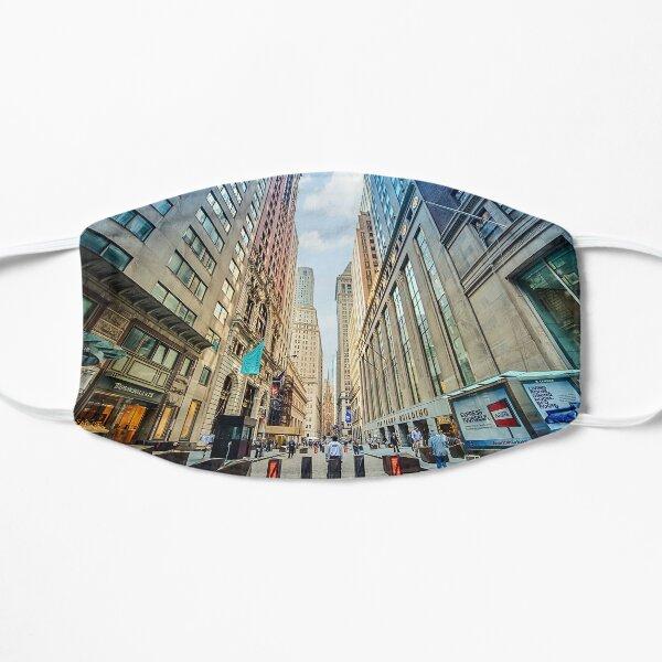 Wall Street Small Mask