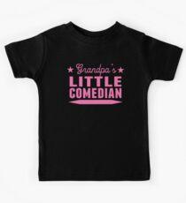 Grandpa's Little Comedian Kids Clothes